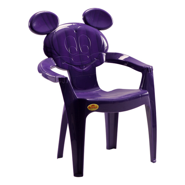 Bubbly Kids Chair Purple